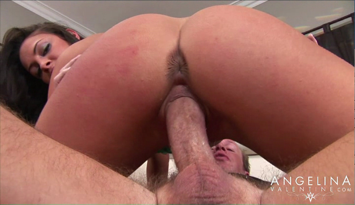 Getting group fucked Hard