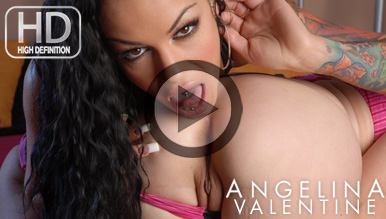 Angelina Valentine individual models video from Angelina Valentine