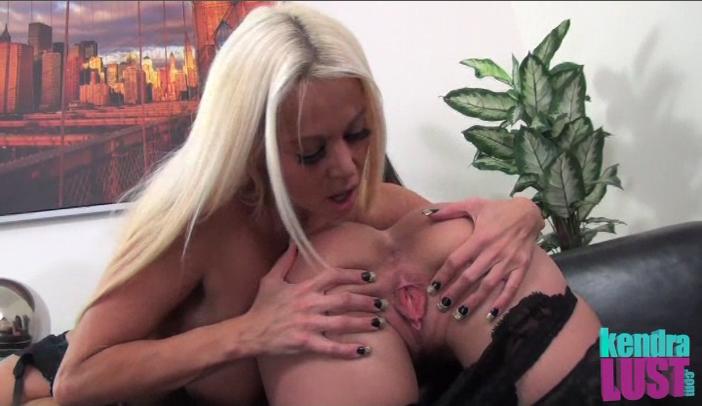 Kendra Lust with Russian Call Girl Nikita Von James