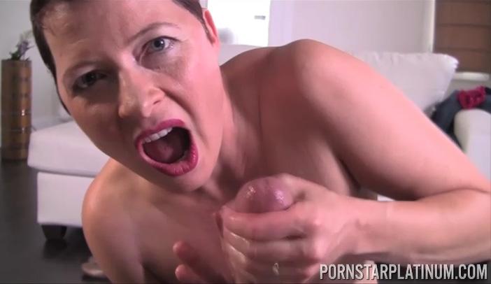 Photo through the panties blow jobs #5