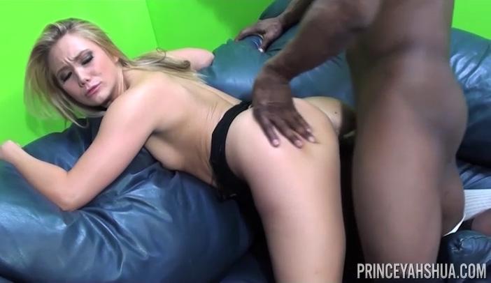 AJ Applegate Craves Prince Yahshua's Black Cock