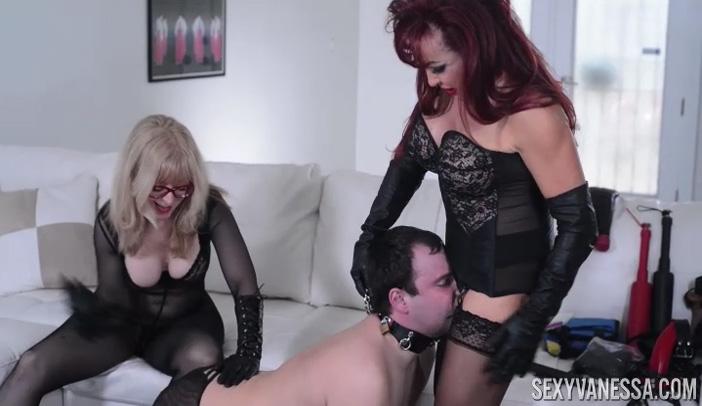 Sexy vanessa domination
